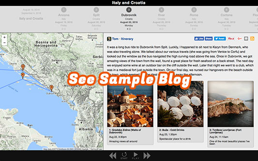 Free travel blog with journal map and photos jauntlet create a free travel journal with photos and interactive maps connect facebook posts swarm check ins twitter tweets and instagram photos gumiabroncs Image collections